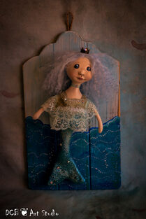 Sold - Mermaid