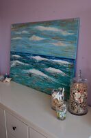 """Ionian Sea"" ~ SOLD"